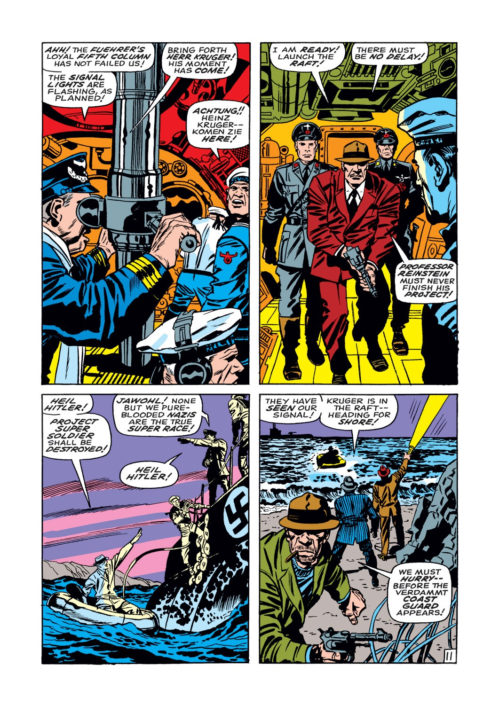 Captain America (1968) Issue #109 #23 - English 12