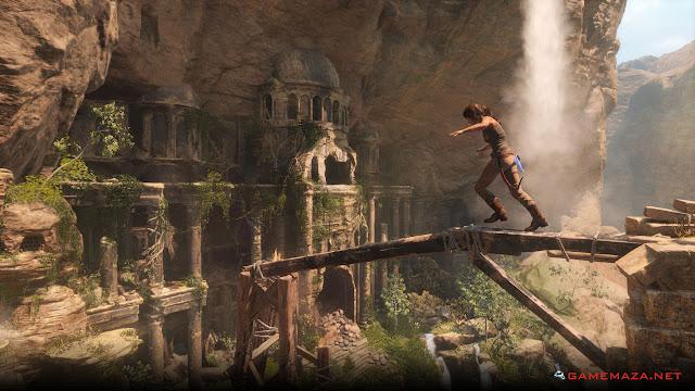 Rise Of The Tomb Raider Gameplay Screenshot 4