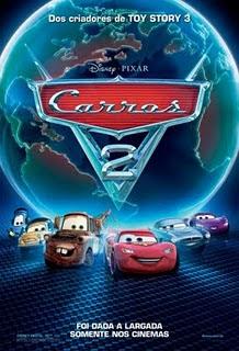 Carros 2 Dublado 2011