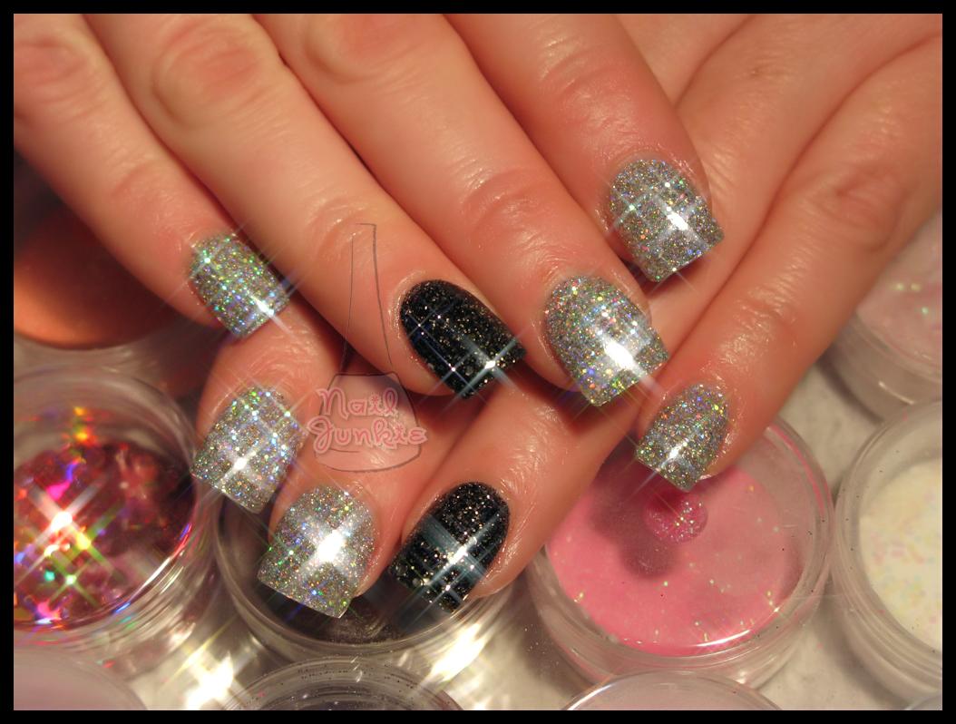 26 incredible Sparkly Acrylic Nails – ledufa.com