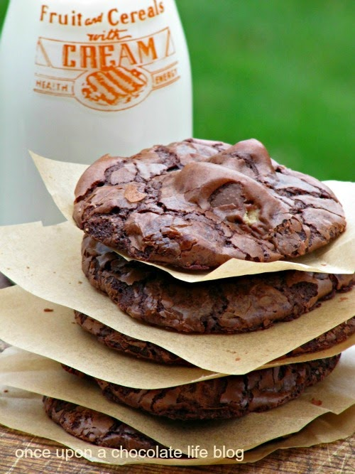 ... Upon A Chocolate Life: Chocolate Reese's Peanut Butter Egg Cookies