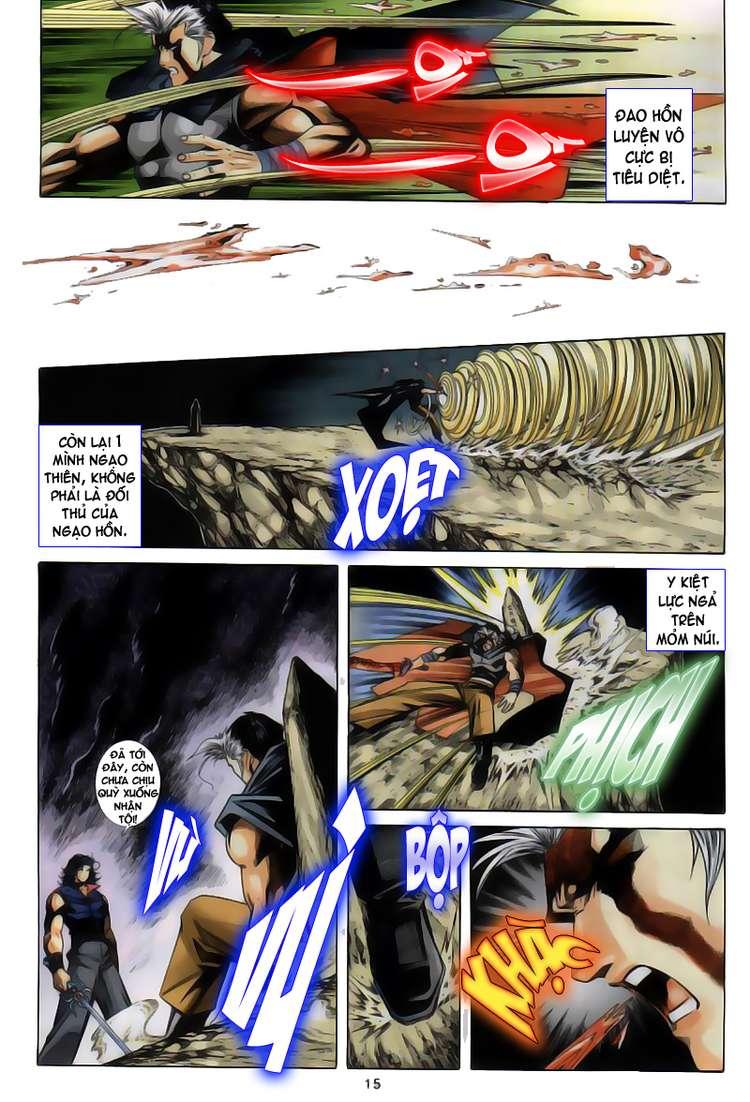 Kiếm Hồn - Sword Soul chap 63 - Trang 17