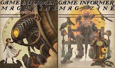 gameinformercovers story Bioshock Infinite links