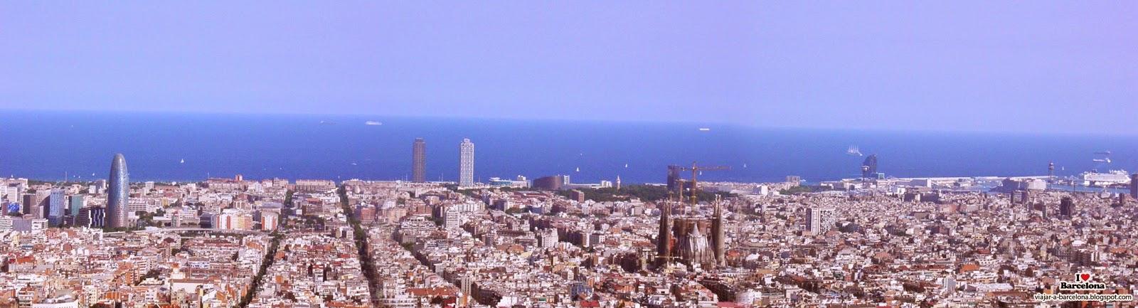 Mirador de Barcelona