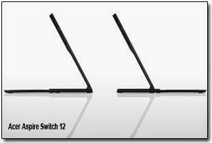 В России Acer Aspire Switch 12 поступит в продажу в начале декабря 2014 года по предварительной цене в 35 тысяч рублей.