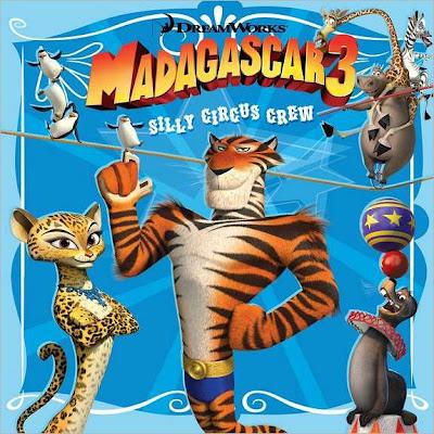 madagascar 3 images