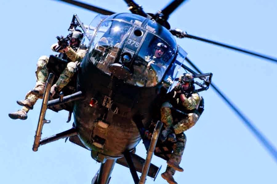 The NightStalkers - The Elite Helicopter Unit in the World