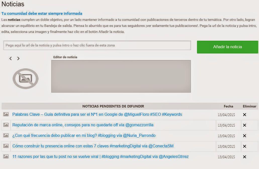 BlogsterApp Noticias