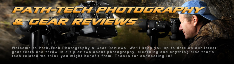 Path-Tech Photography & Gear Reviews