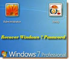 How to Recover Windows 7 Administrator Password
