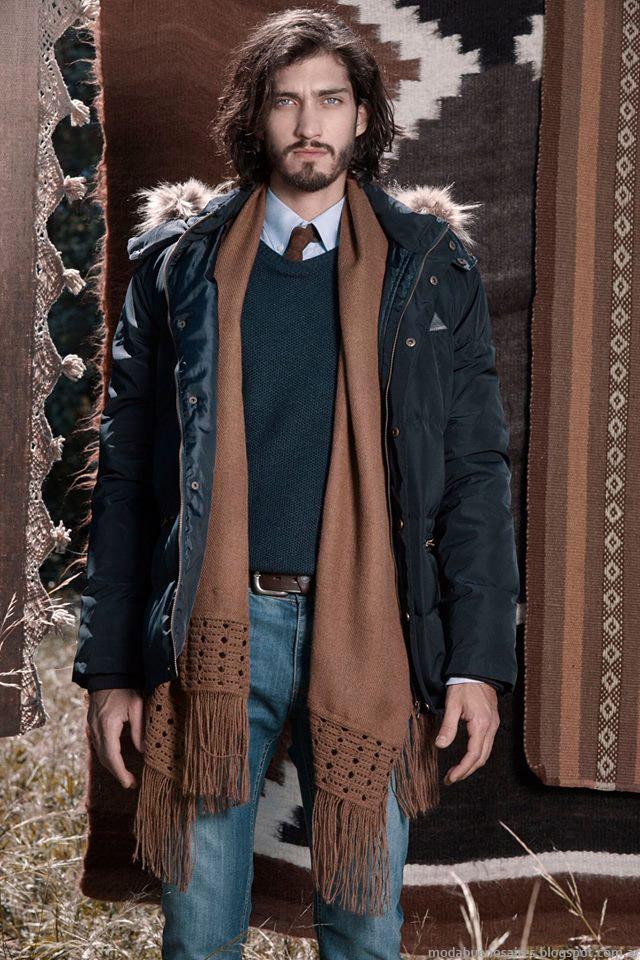 Camperas otoño invierno 2015 Cardón Hombres. Moda otoño invierno 2015 Hombre.