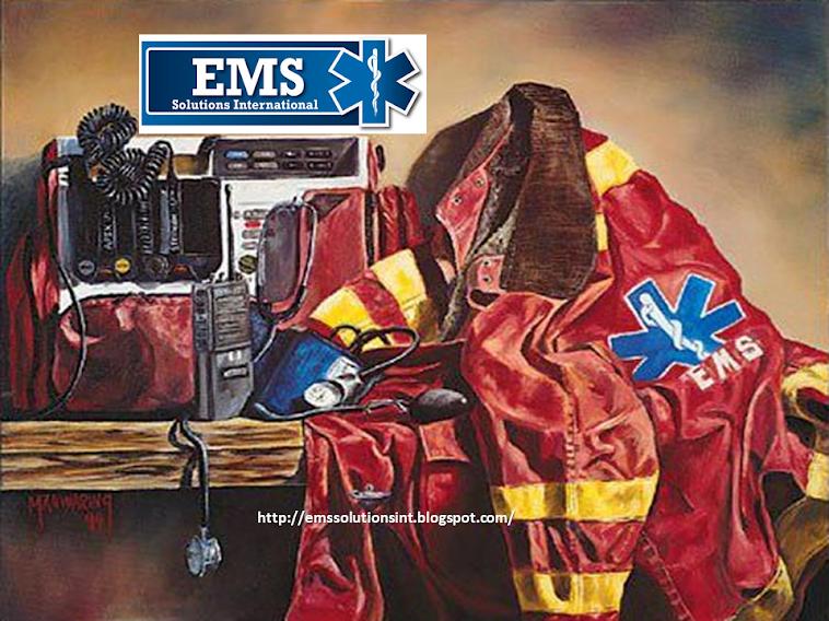 EMS SOLUTIONS INTERNATIONAL