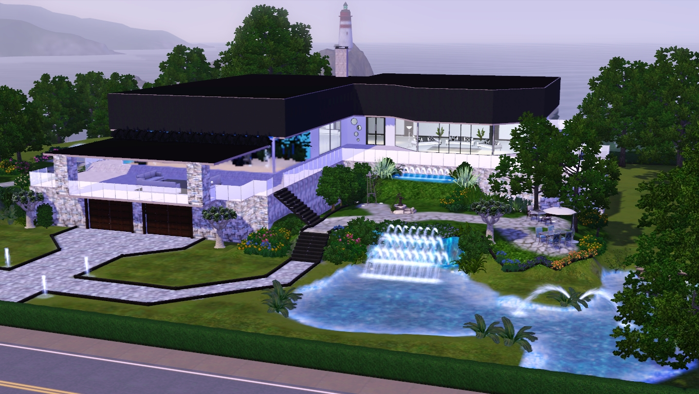 The sims giuly download e tutorial di the sims 3 for Case the sims 3 arredate