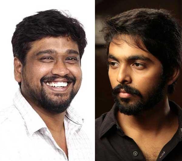 GV Prakash confirms his next with director Rajesh