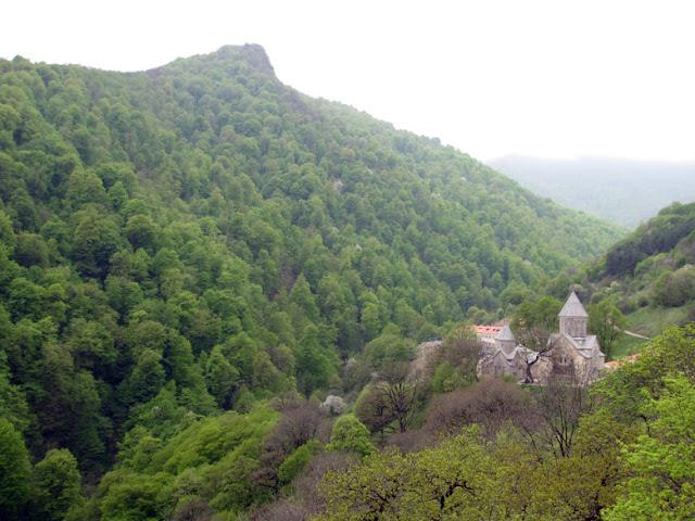 Armenia, monasterio de Haghartsin