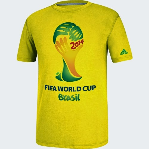 Football World Cup 2014 Jerseys Online buying options in India