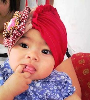 Gambar Model Turban Bayi Terbaru