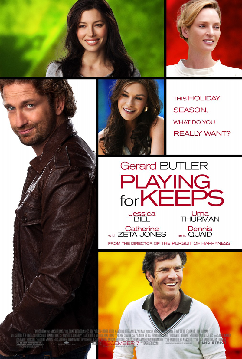 Watch Playing for Keeps Movie Online Free 2012