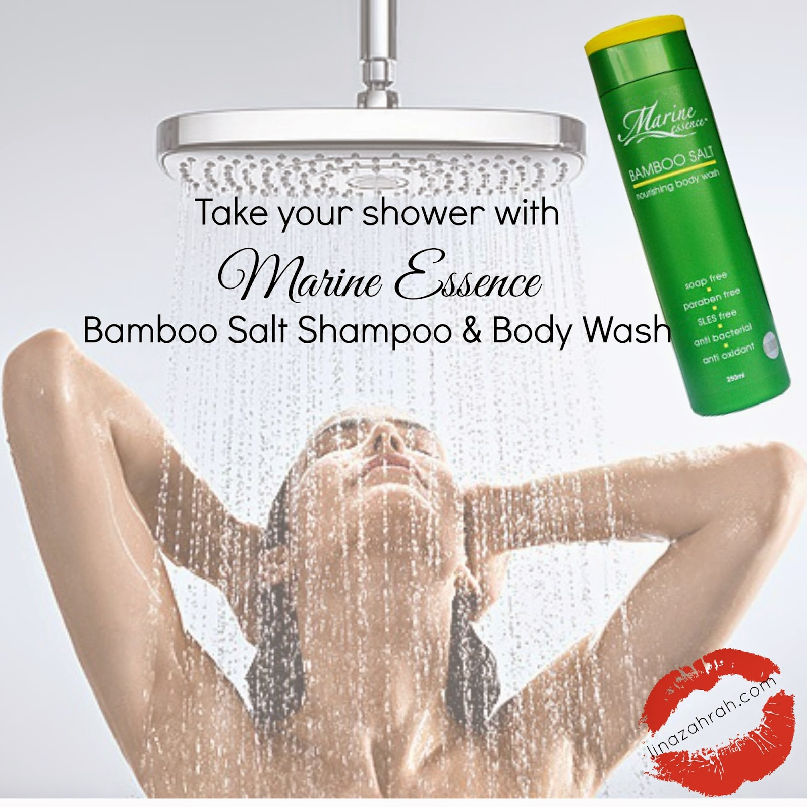 Shampoo and body wash