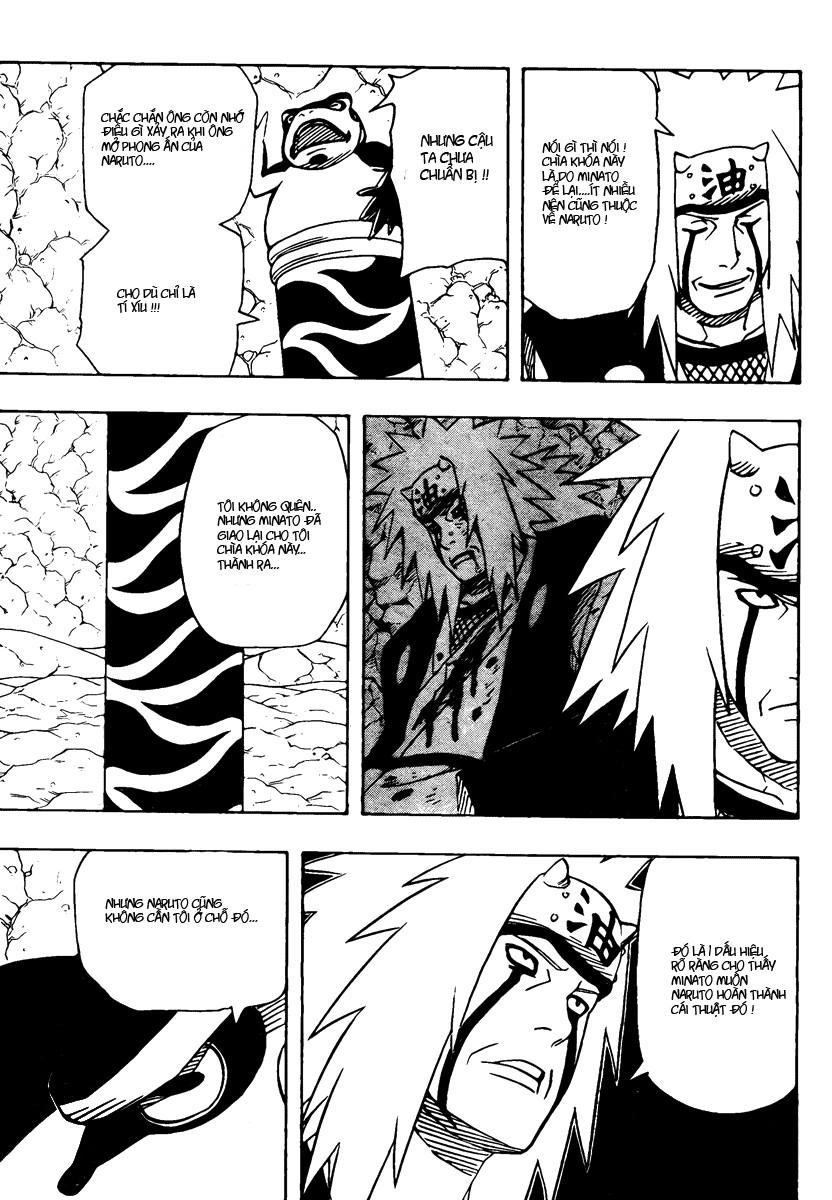 Naruto chap 370 Trang 10 - Mangak.info