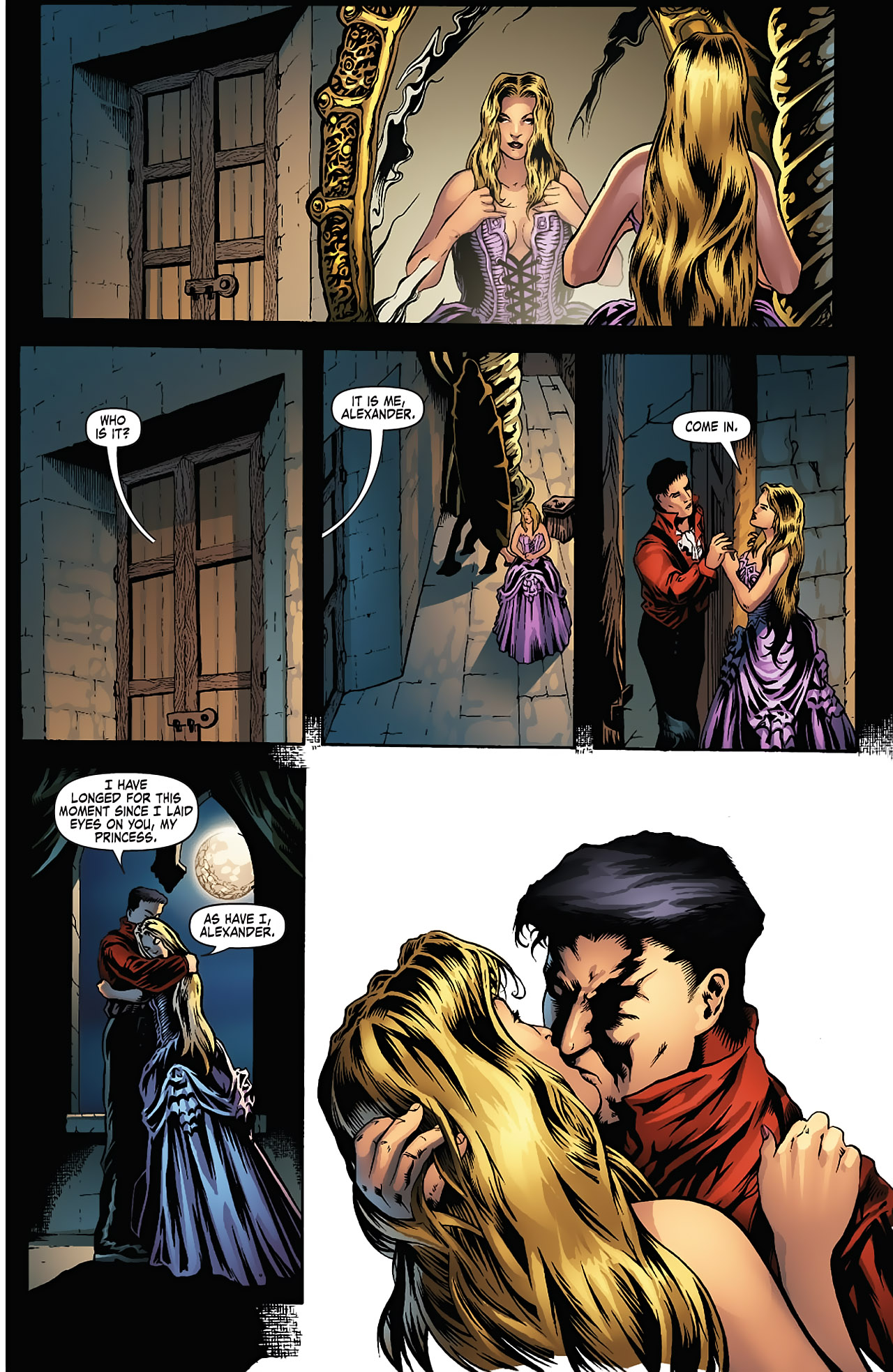 Grimm Fairy Tales (2005) Issue #5 #8 - English 17