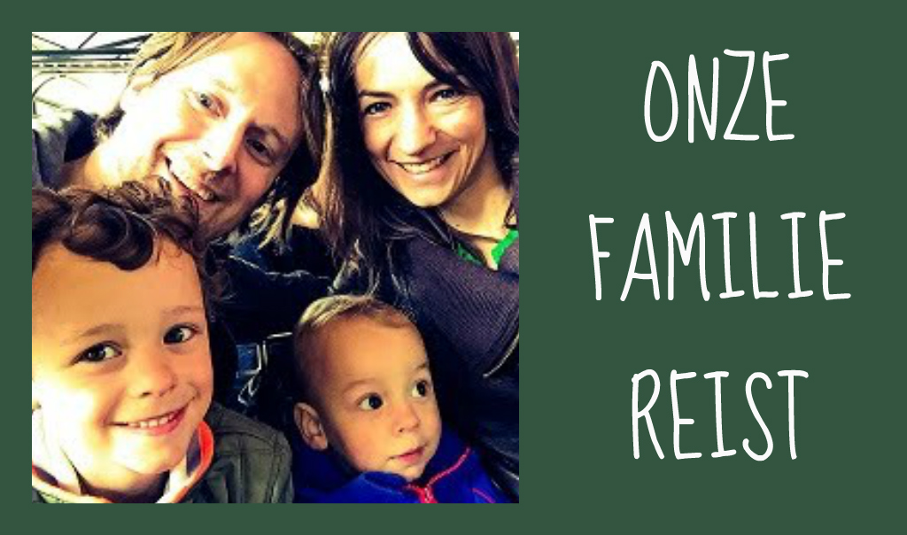 Onze Familie Reist