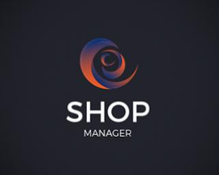 4. E Shop Manager Logo