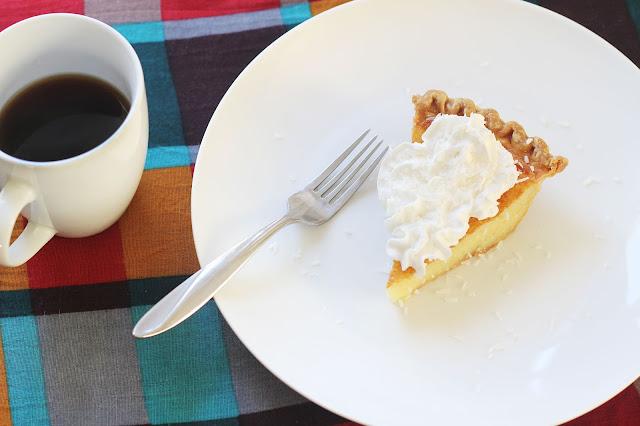 Old-fashioned buttermilk chess pie recipe
