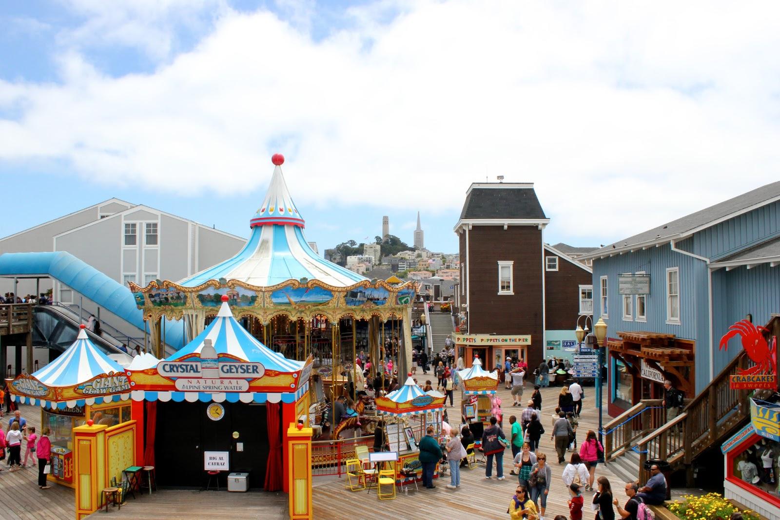 fisherman's wharf pier 39