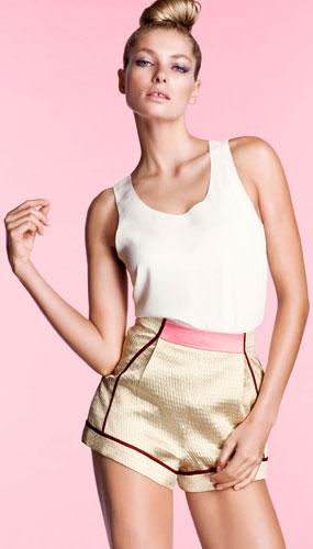 H&M primavera verano 2012 mujer