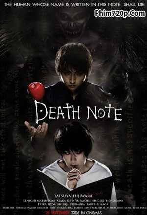 Death Note 2015 2015 poster