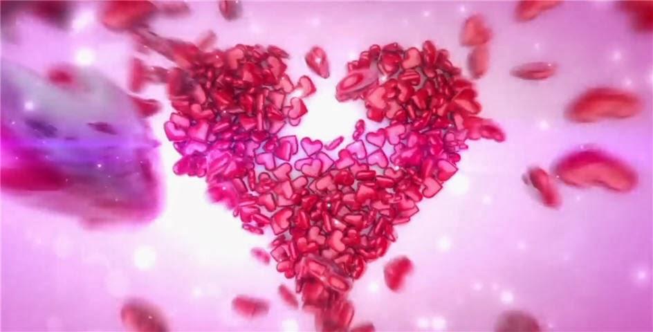 Create a Valentine\'s Day Video Card in Cinema 4D | CG TUTORIAL