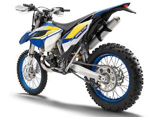 2013 Husaberg TE250 Gambar Motor 4