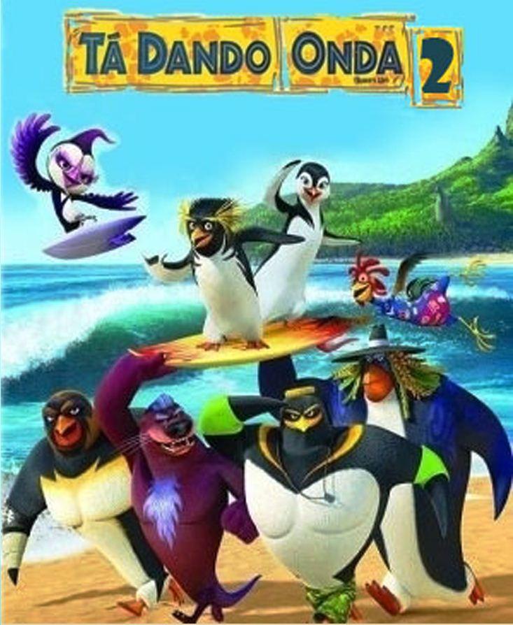 Baixar o filme - TÁ DANDO ONDA 2