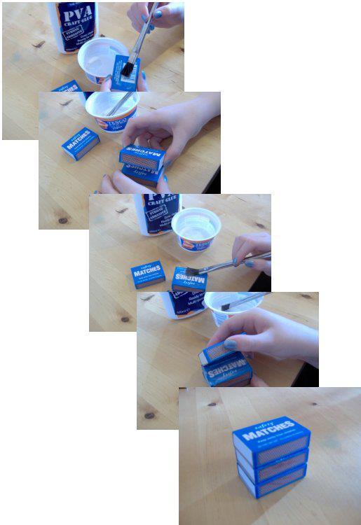 how to make matchbox bomb