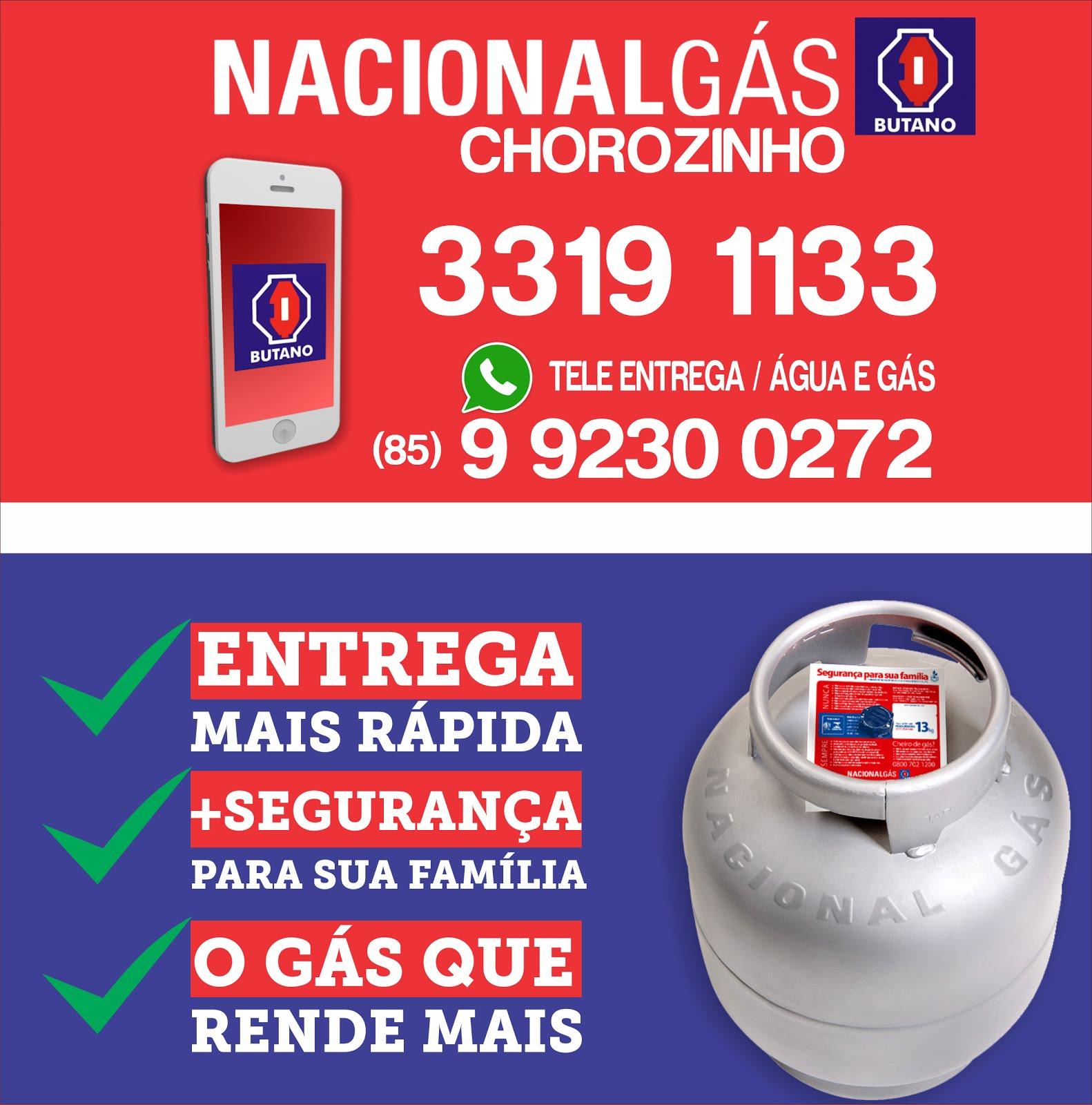 NACIONAL GÁS - CHOROZINHO
