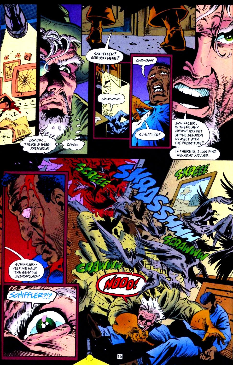 Deathstroke (1991) Issue #43 #48 - English 17