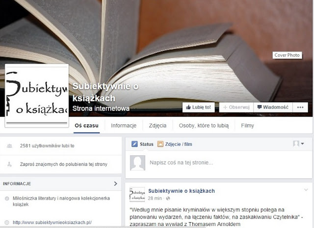 "Szybki, facebookowy konkurs z ""Procesem diabła"" Adriana Bednarka"