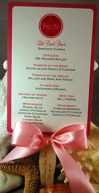 Wedding Fan Project