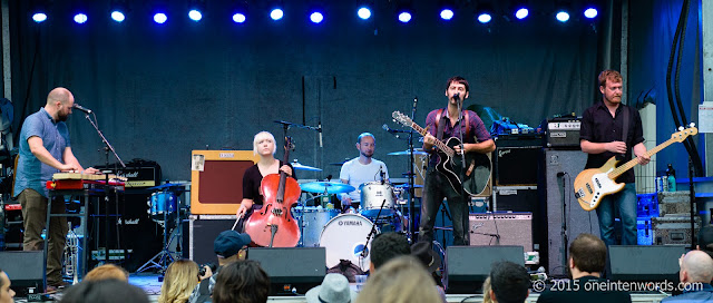 Murder by Death at the South Stage Fort York Garrison Common September 18, 2015 TURF Toronto Urban Roots Festival Photo by John at One In Ten Words oneintenwords.com toronto indie alternative music blog concert photography pictures