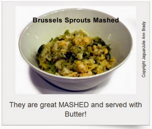 brussels sprouts mashed by jaguarjulie