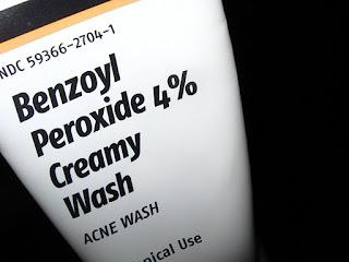Cara Menghilangkan Jerawat Dengan Benzoyl Peroxide