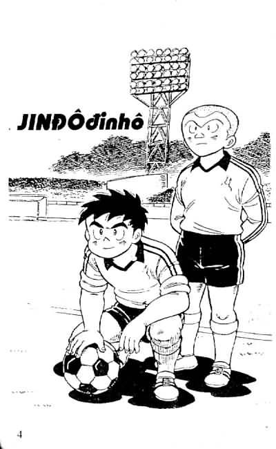 Jindodinho - Đường Dẫn Đến Khung Thành III  Tập 24 page 4 Congtruyen24h