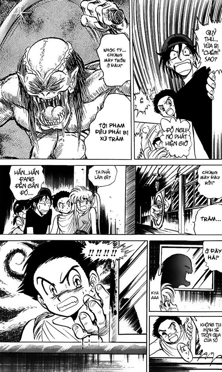 Jigoku Sensei Nube trang 30
