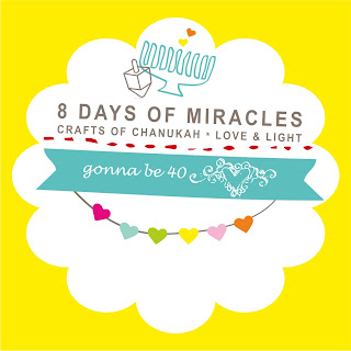 8 Days of Miracles on Gonna Be 40