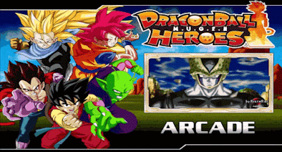 Free Download Game Dragon Ball Heroes mugen V3 Edition 2015 for pc