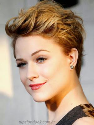 cortes de pelo corto mujeres 2014