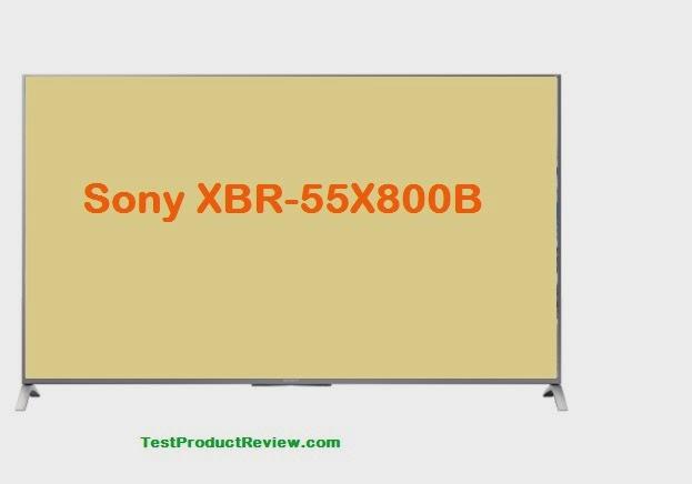Sony XBR-55X800B