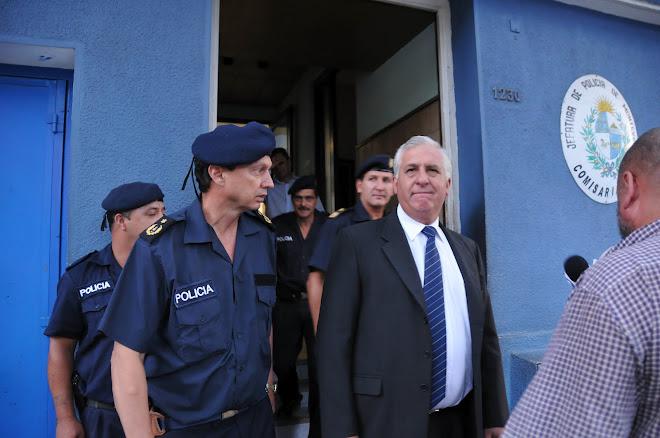 CORRUPCIÓN EN LA POLICÍA