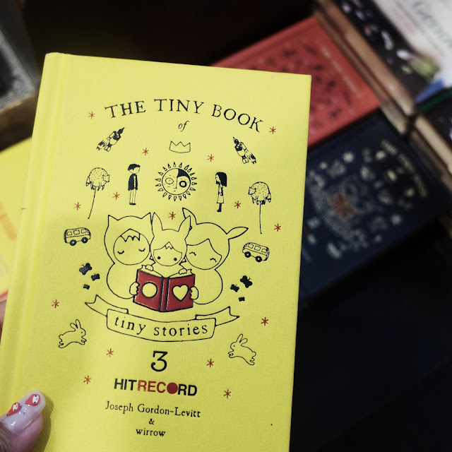 The tiny book of tiny stories | heyladyspring.com